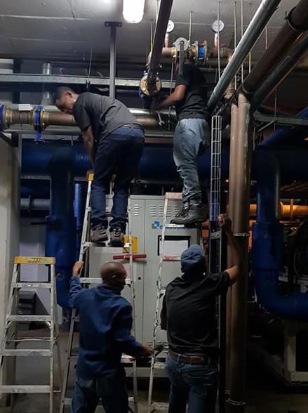 thompsons plumbing