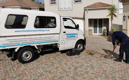 leaking water meter repair