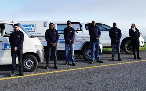 thompsons plumbing services